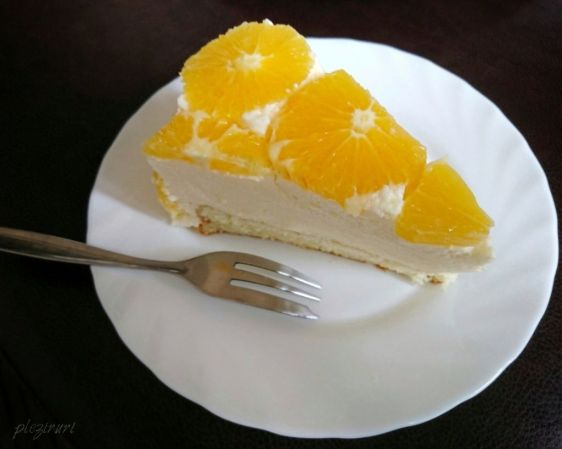Tort cu portoc