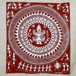 Indian Folk Art Kv1 Pondy Art