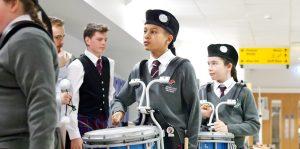 Preston Lodge Pipe Band