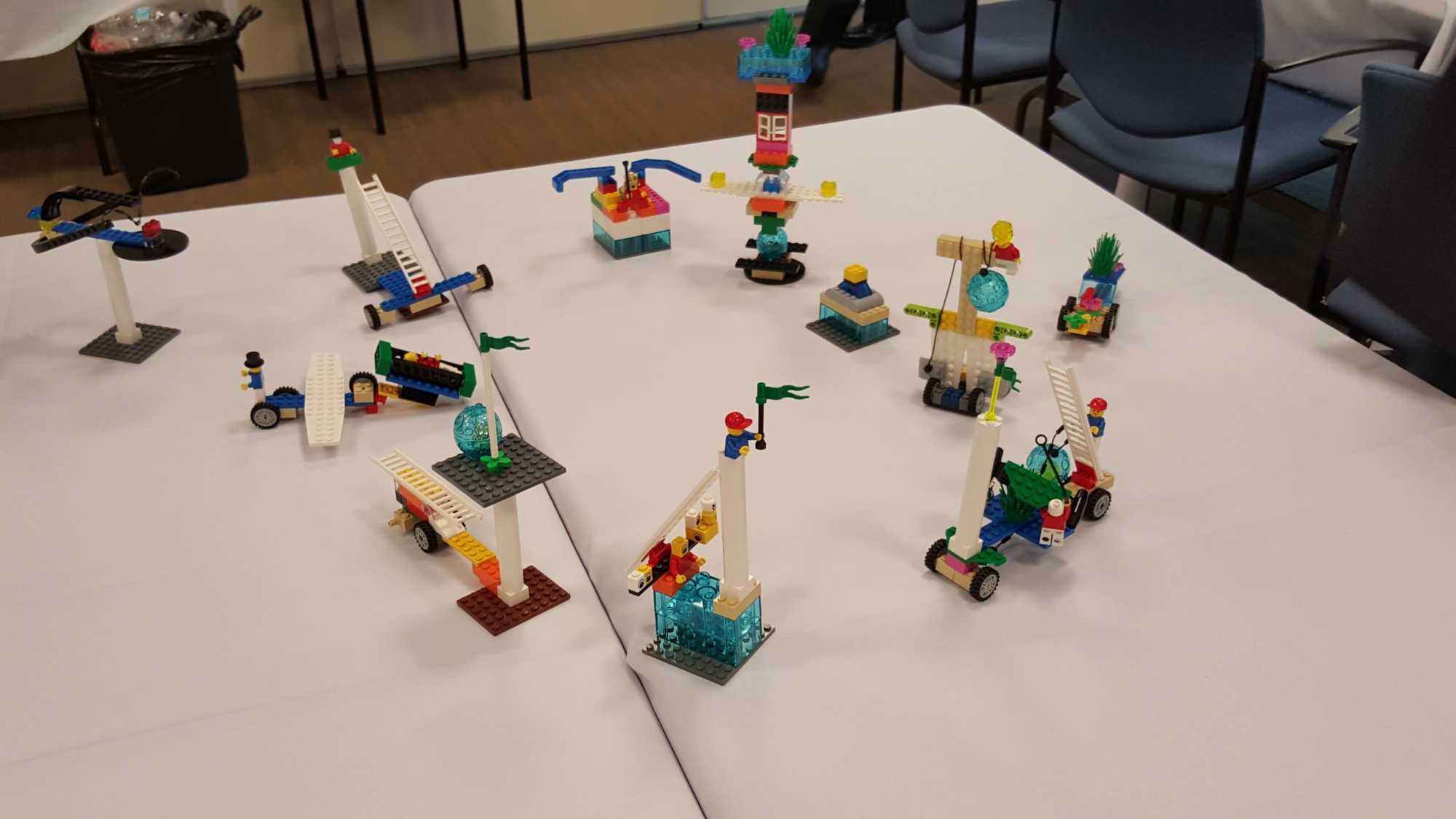 LEGO® SERIOUS PLAY® creates dynamics where every team member is heard