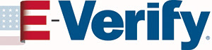 e-verify logo for agile job opportunities