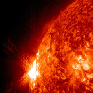 Large Solar Flares Among Threats To Power Grid