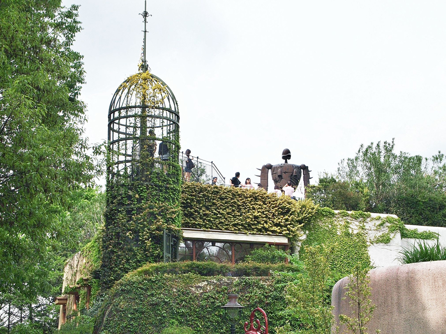 Ghibli Museum // 三鷹の森ジブリ美術館