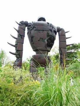 hayao miyazaki robot