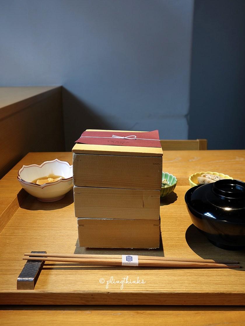 IZAMA Kyoto Shijo - Seasonal Lunch Obanzai Meal