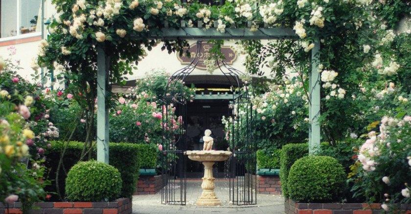 Kobe Nunobiki Herb Gardens - Rose Symphony Garden