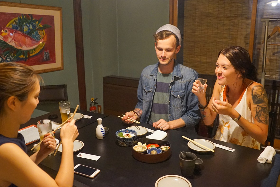 Kyoto Food Night Tour - Gion Foodie