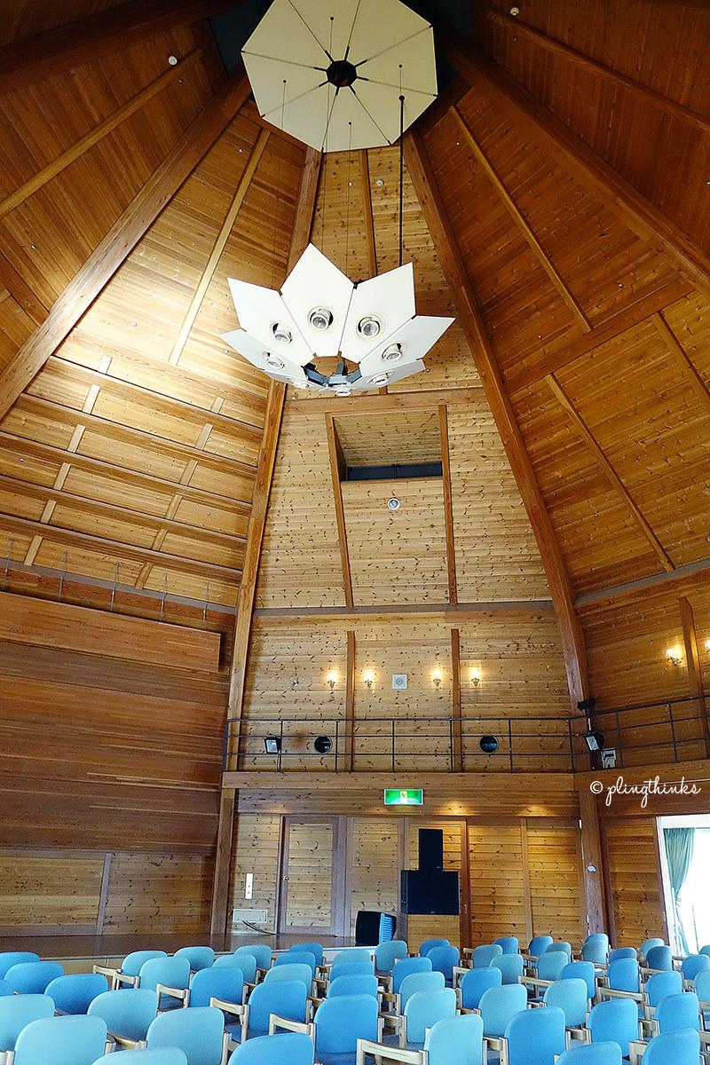 Octagon Concert Hall - Kobe Nunobiki Herb Gardens