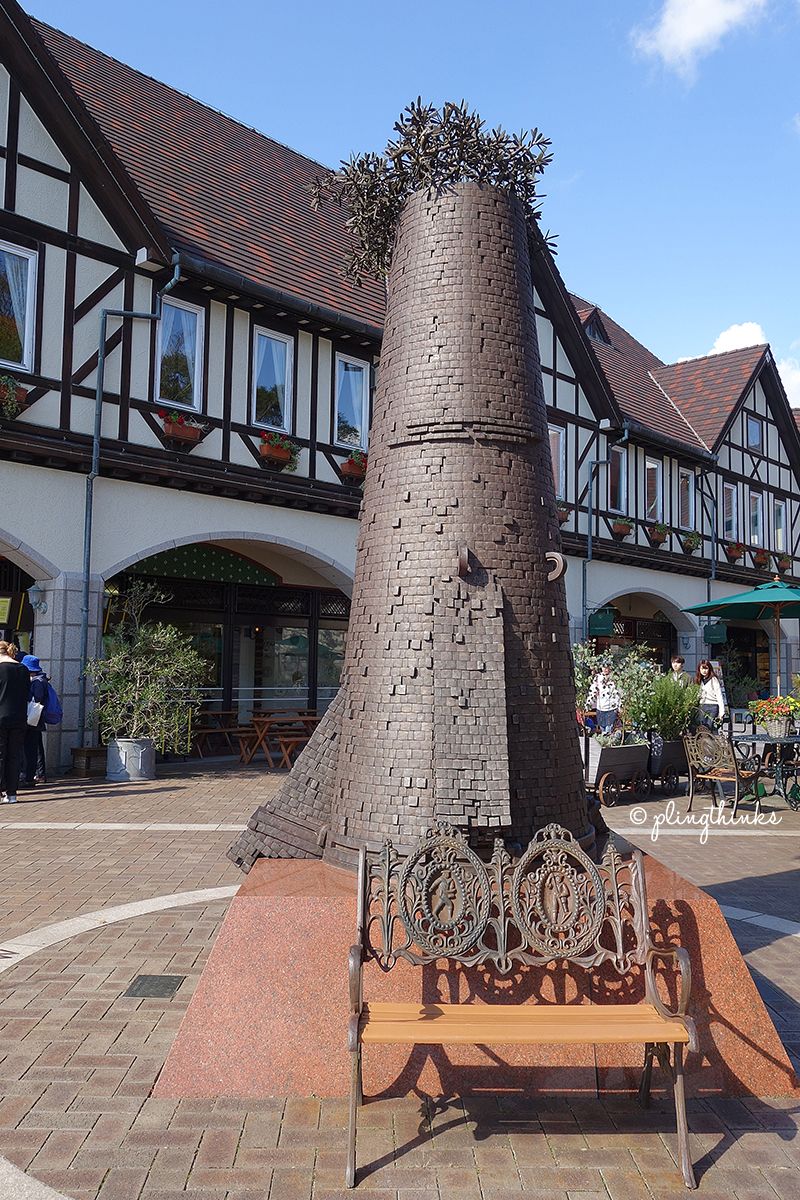 Main Plaza - Kobe Nunobiki Herb Garden