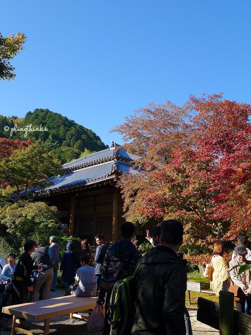 Jojakkoji Temple Resting Area - Kyoto Arashiyama