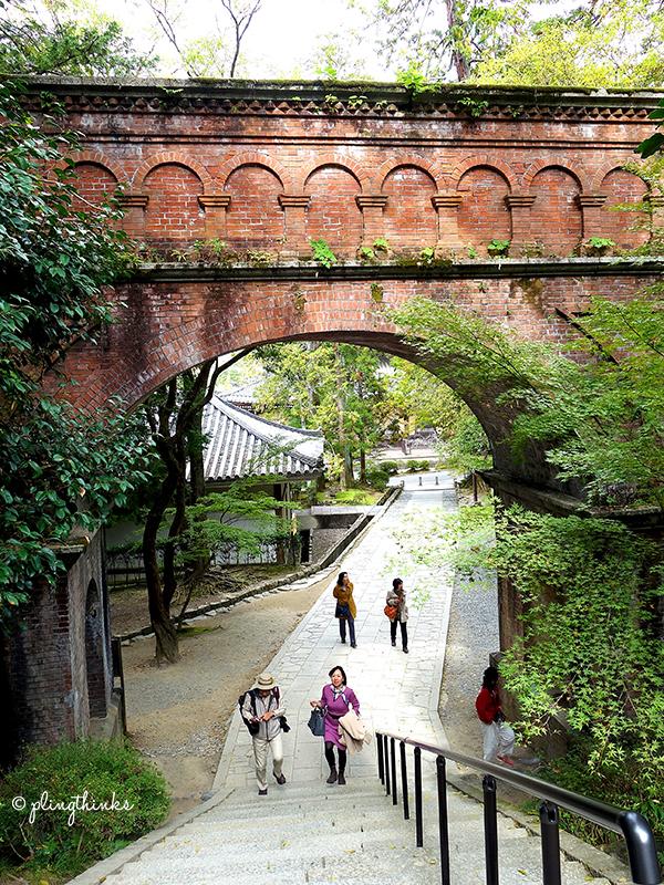 Kyoto Aqueduct Temple - Nanzenji