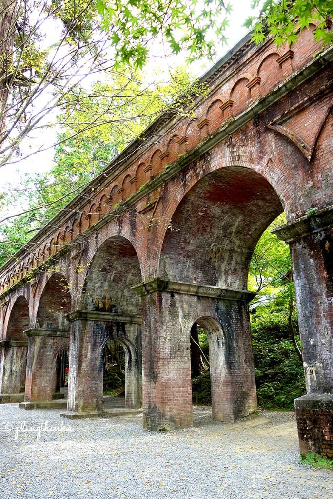 Nanzenji Temple Aqueduct Kyoto