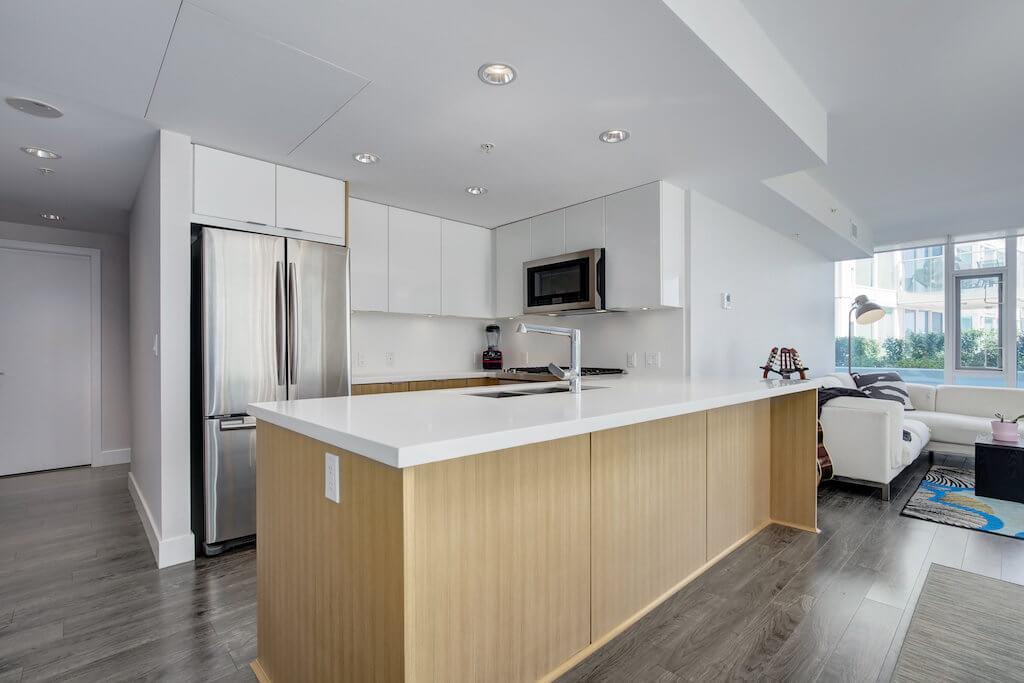 Modern-kitchen-evolution-Realtor-210-510-6-Avenue-SE-east-village-calgary-real-estate-for-sale-condo-plintz-sothebys