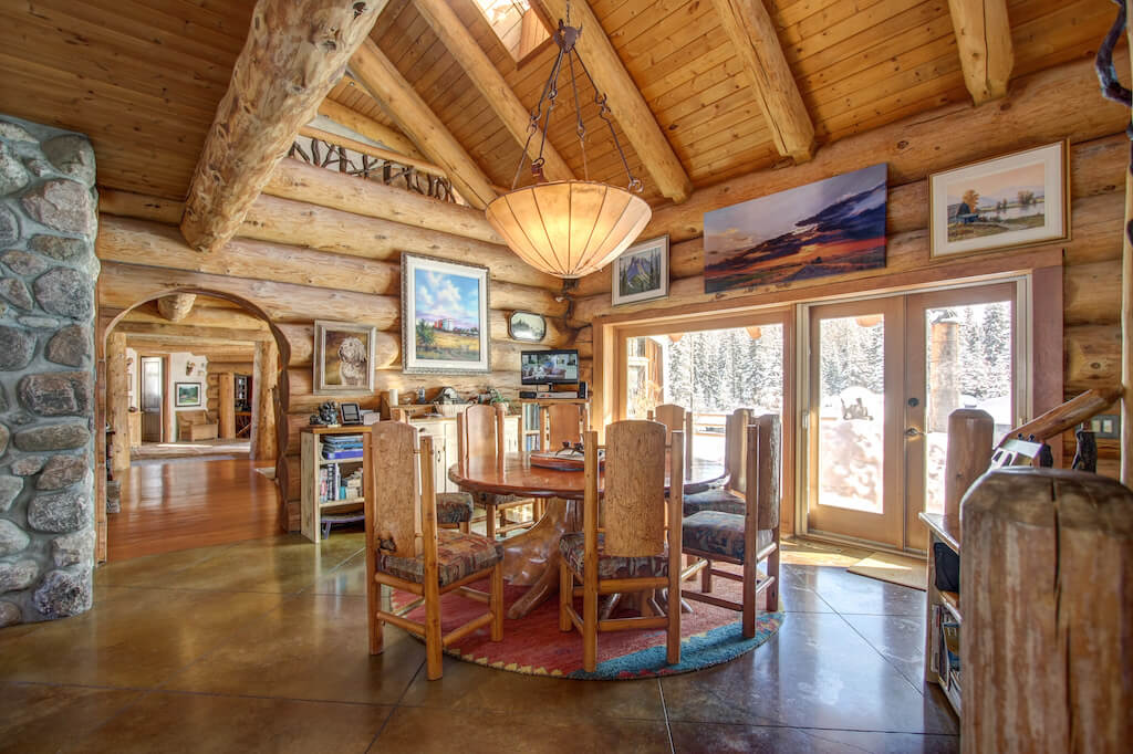 Dining-loft-352248-Pine-Ridge-Road-Bragg-Creek-Ranch-Acreage-For-Sale-Calgary-Real-Estate-For-Sale-taylor-sothebys-Realtor-Plintz