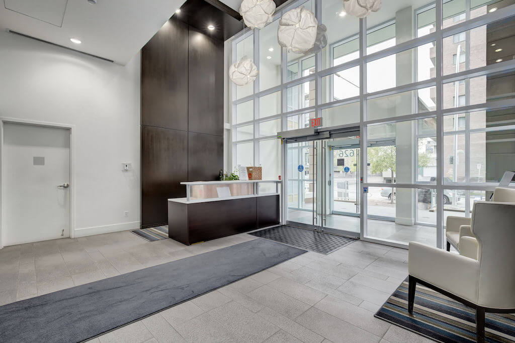 Conceirge-lobby-Calla-Condo-High-rise-calgary-beltline-downtown-for-sale