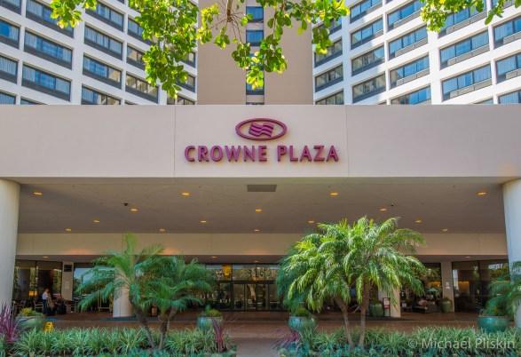 Crown Plaza LAX