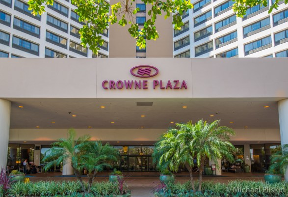 Crown Plaza LAX