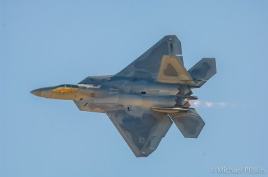 F-22 Raptor, 2nd generation Stealth fighter