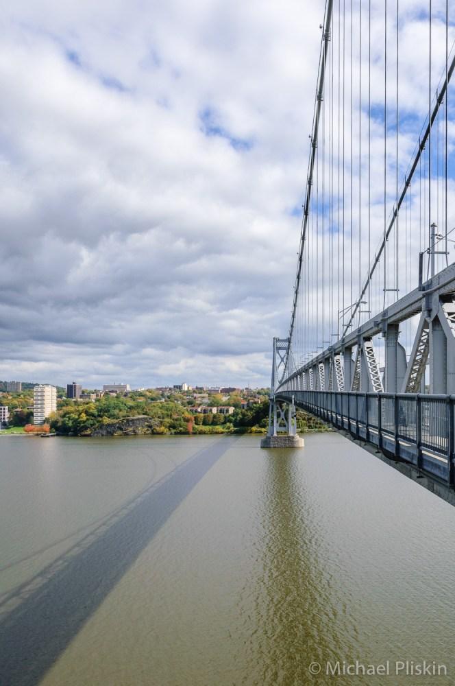 Mid-Hudson Bridge, Poughkeepsie, NY
