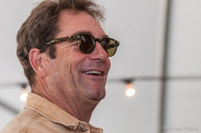 Huey Lewis at the BR Cohn music Festival 2014