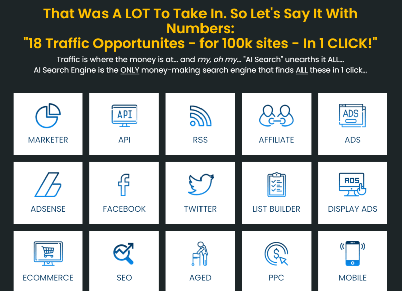 Affiliate Bots 2.0 – 18 Traffic Opportunities for 100k sites – In 1 CLICK!, Plius Info