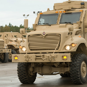 Local Law Enforcement More Dangerous, Thanks To Trickle Down Of Military Equipment, Militarized Mindset