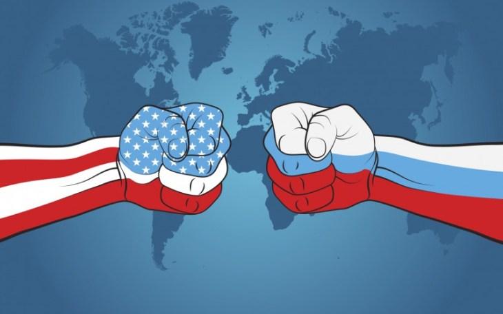 US versus Russia