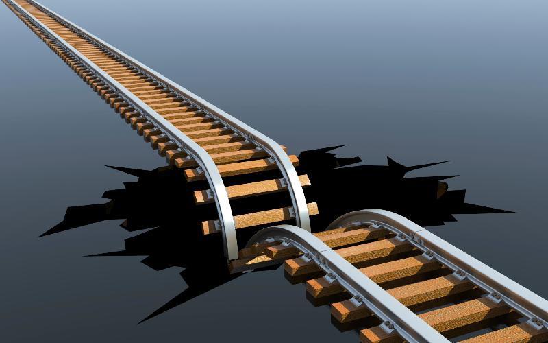 economic derailment concept