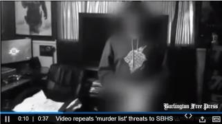 Student death threat