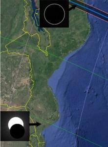 Eclipse 1/9/2016 - Moçambique