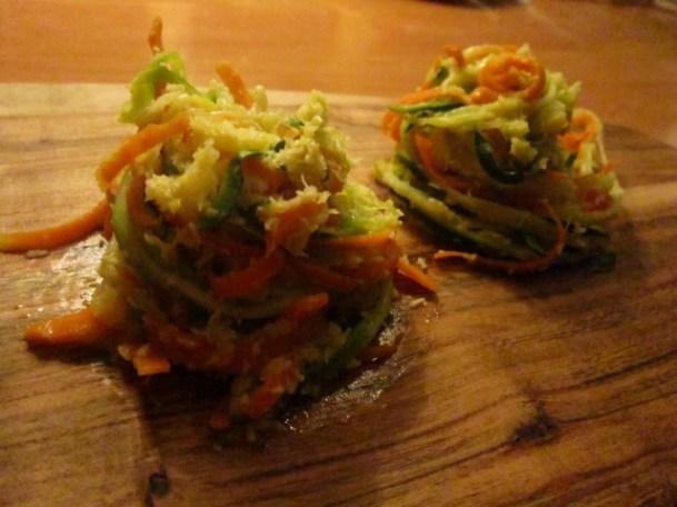 Vlindonesische groentjes (1)