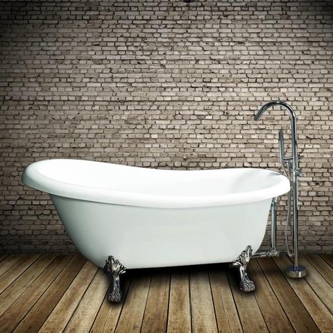 comment installer une baignoire en 4
