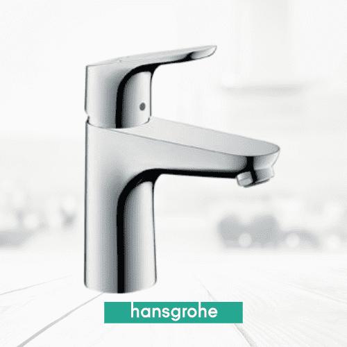 mitigeur lavabo vasque hansgrohe focus
