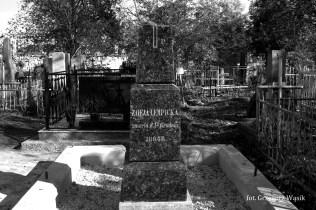 polskie groby na cmentarzu katolickim