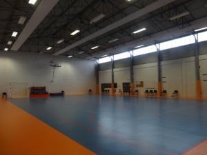 La salle multisports