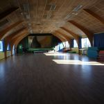 La salle polyvalente