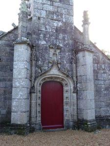 Octobre, la chapelle de Lanvern retrouve ses portes