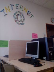 Accès internet à la Médiathèque de Plonéour-Lanvern