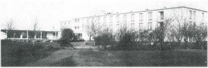 La maison de retraite de Plonéour-Lanvern en 1972