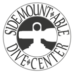 SIDEMOUNT-ABLE DIVE-CENTER Light Logo