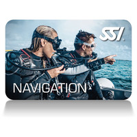 Certification card of SSI - Navigation specialty