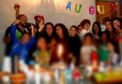 Urodziny Valerii / Il compleanno di Valeria