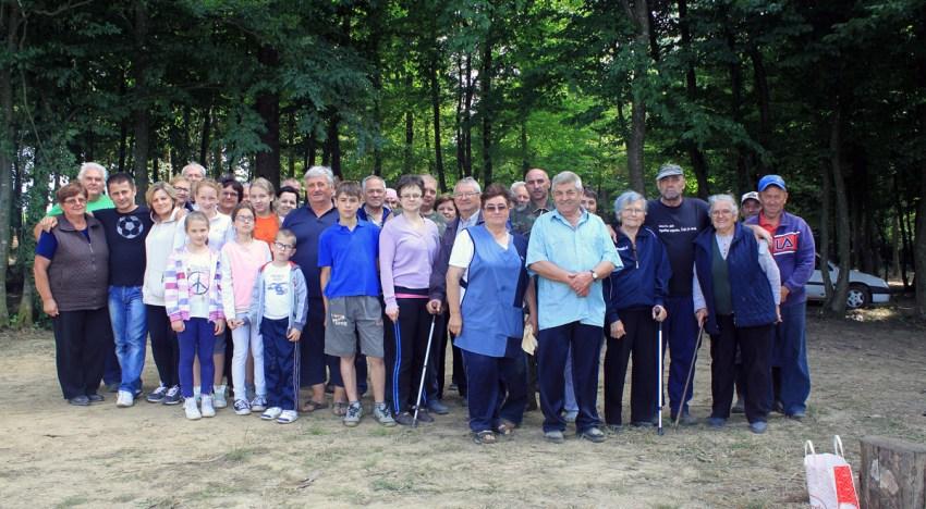 Mali raj – druga radna akcija članova 2015