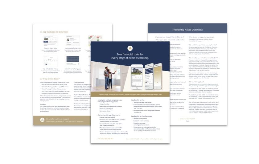 DigitalAlchemy One Sheet White