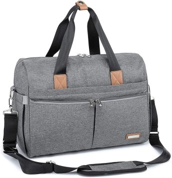 Nappy bag for hospital