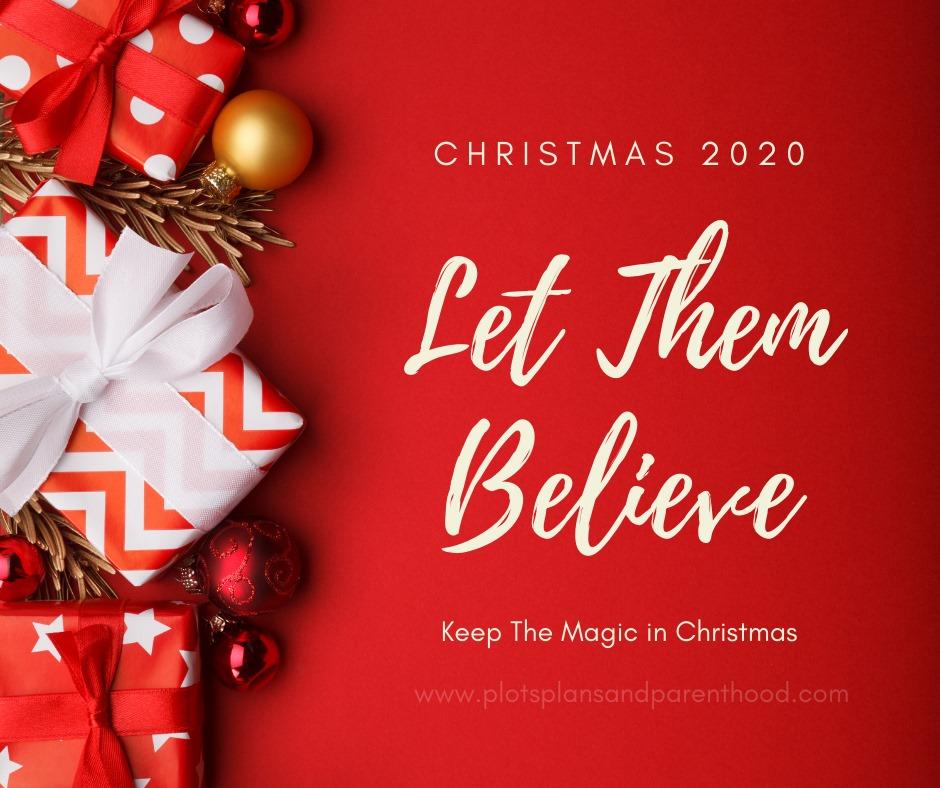Hands Off Santa 2020