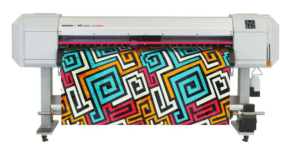 Mutoh 1628WX Front