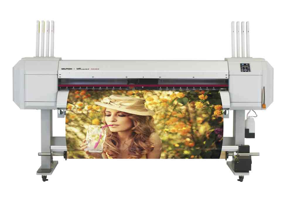 Mutoh 1638X Front