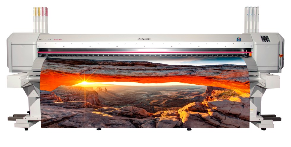 Mutoh 2638X Front