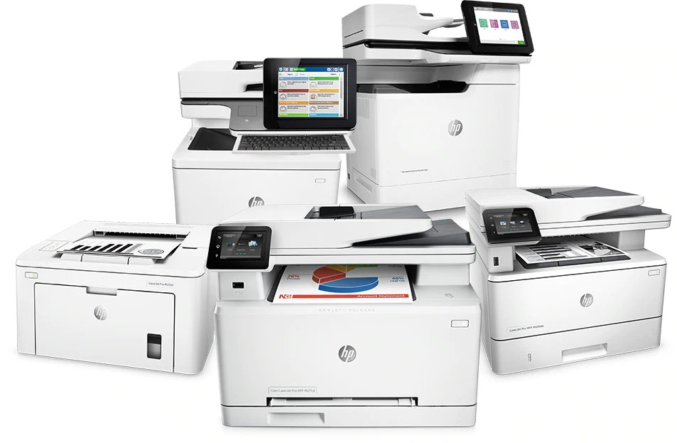 HP Printer Family